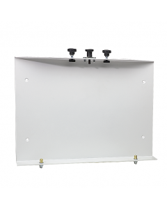 Wand-und Betthalterung für 2 L Beatmungsmodul O2-Plus