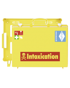 Intoxications Koffer RTW MT-CD gelb