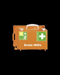 Erste Hilfe-Koffer QUICK-CD Standard DIN 13157 orange