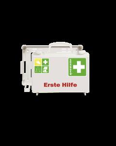 Erste Hilfe-Koffer QUICK-CD Standard DIN 13157 weiß
