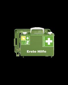Erste Hilfe-Koffer QUICK-CD Norm grün