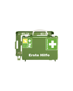 Erste Hilfe-Koffer QUICK-CD Standard DIN 13157 grün