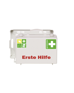 Erste Hilfe-Koffer SN-CD Standard weiß