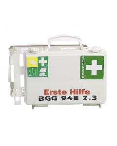 Erste Hilfe-Koffer QUICK-CD Norm weiß Ausbildung