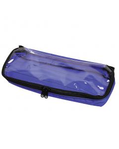 Modultaschen für Rucksäcke groß 32x12x5 cm blau