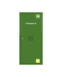 ANBAUSAFE Pflegegerät gefüllt grün