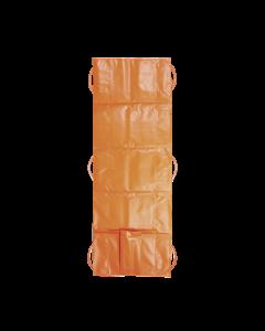 Rettungstuch SO m. Fußtasche Polyester-Hochfestgewebe