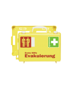 Erste Hilfe Evakuierung  SN-CD gelb mit 2 Rettungssitze