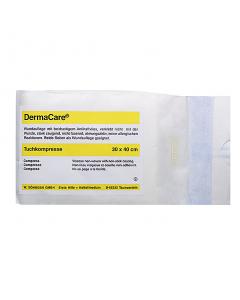 DermaCare® Tuchkompresse 30 x 40 cm