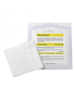 DermaCare® Kompressen 10x10cm 50 Stück in Steriltüte