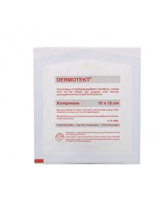 DERMOTEKT® Kompresse 10 x 10 cm à  2 Stück
