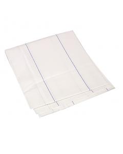 Einmal-Tragenlaken 200 x 100cm PE - beschichtet