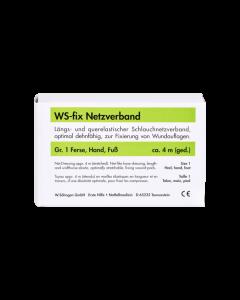 WS-fix Netzverband  4 Meter Gr. 1 Ferse, Hand, Fuß