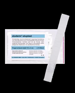 aluderm®-aluplast stabil Fingerverband 18x2cm 10 Stück