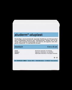 aluderm®-aluplast elastisch 5 m x 6 cm