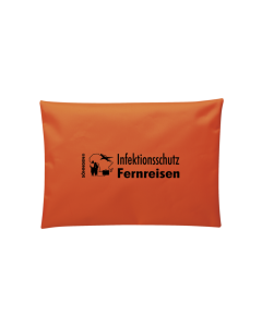 Infektionsschutz-Set Fernreisen orange
