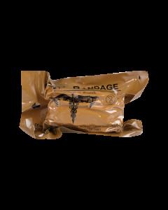 Notfallverbandpäckchen BLAST 50 cm runde Verpackung