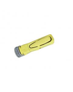 Safety-Lanzette Normal 23G, gelb