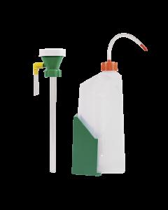 SÖHNGEN®Kombi-Augenspülflasche groß  800 ml mit Wandhalterung
