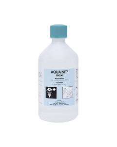 AQUA NIT® maxi Augenspülung mit 500 ml Sterillösung