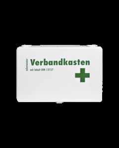 Verbandkasten KIEL Stahlblech mit Füllung Standard DIN 13157
