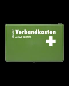 Verbandkasten KIEL KU-grün mit Füllung Standard DIN 13157