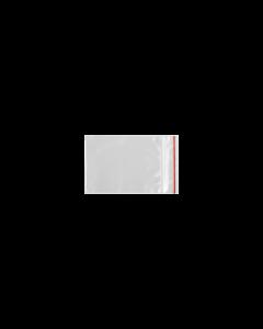 PE-Druckverschlussbeutel  60 x  80 mmx0,05 mm