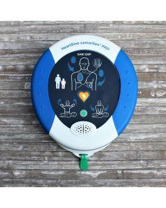 AED Defibrillator HeartSine SAM 350P im Koffer + Erste Hilfe-Set