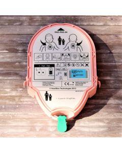 HeartSine PEDI PAK Kinder Elektroden Batteriekassette SAM 300 / 350 / 360 / 500 P